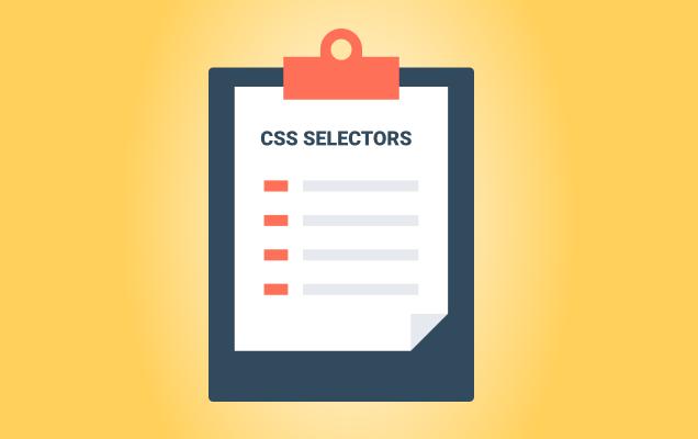 Список CSS-селекторов