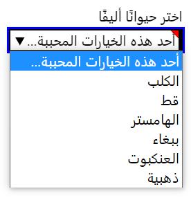 CSS-кастомизация select